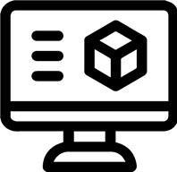 Icone design objet